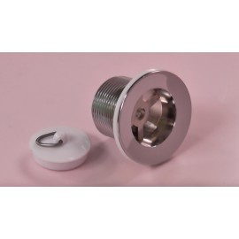 32mm Standard Basin Plug and Waste