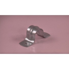 15mm Galvanised Saddle