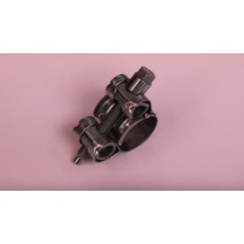 Norma T-Bolt Clamp 17-19mm (galv bolt)