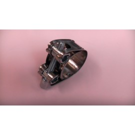 Norma T-Bolt Clamp 31-34mm (Stainless bolt)