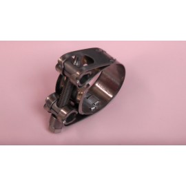 Norma T-Bolt Clamp 34-37mm (Stainless bolt)