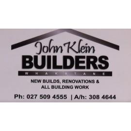 John Klein Builders