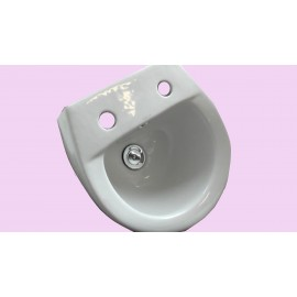 Fowler Flinders 360 wall basin
