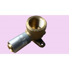 15mm buteline bracket elbow