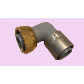 20mm bute female swivel elbow