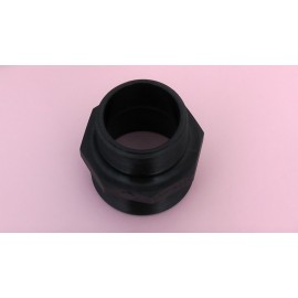 65mmx50mm Hansen reducing hex nipple