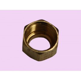 15mm Brass crox nuts