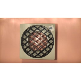 90mm stormwater square grate and frame