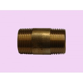 20mm x 32 Brass barrel nipple