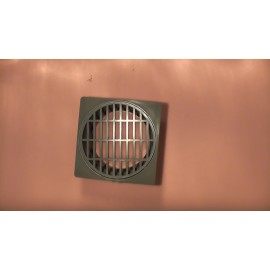 90mm stormwater square grate