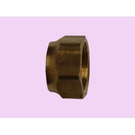 20mm Brass crox nut