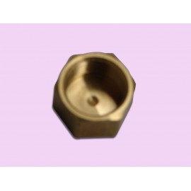20mm Brass screwed cap