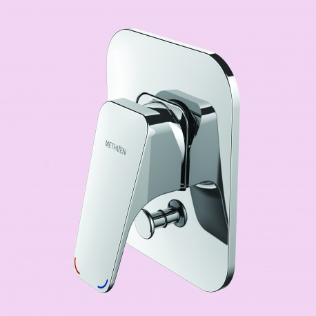 Methven Waipori Shower Mixer with Diverter (mains Pressure)