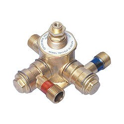 Topliss Equal Low Pressure Shower Mixer Valve Only
