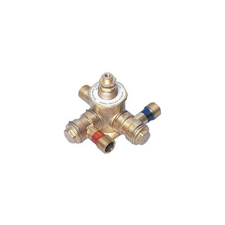Topliss Equal High Pressure Shower MIxer Valve Only