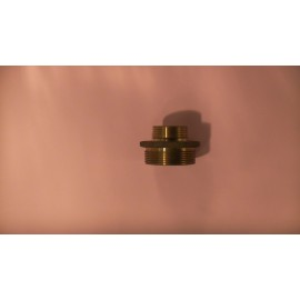 32mmx50mm brass crox nipple