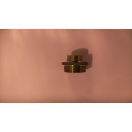 32mmx50mm brass crox nipple