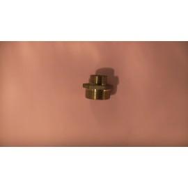 40mmx25mm brass crox nipple