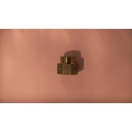 40mmx32mm brass m&f nipple