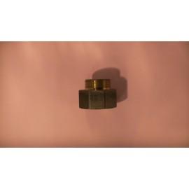 50mmx32mm brass m&f nipple
