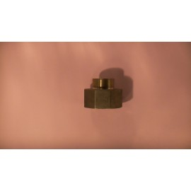 50mmx32mm brass m&f nipple
