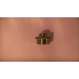 50mmx25mm brass crox nipple