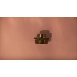 50mmx32mm brass crox nipple