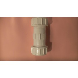 32mm hpvc compression coupling