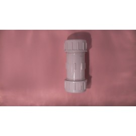 50mm hpvc compression coupling