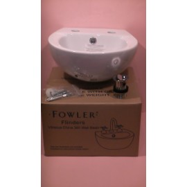 Fowler Flinders 450 wall basin